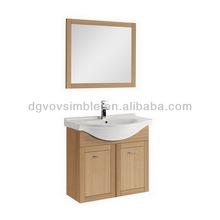 waterproof wall hung bathroom cabinet/bathroom furniture/bathroom vanity made in China