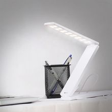 Small working table lamp led battery, decorative small table lamp
