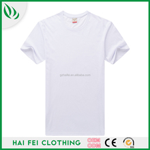 2017 Guangzhou Wholesale Suppliers Chinese Custom Short Sleeve 100% cotton Mens t-shirt