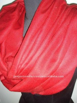 Solid Colors In 100% Wool Shawls