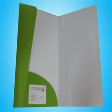Guangdong Guangzhou report paper folder plastic file folder