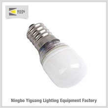 e14 led bulb lamp for refrigerator and microwave oven