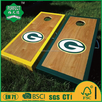 bean bag toss game set and cornhole game for outdoor games