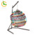 Outdoor garden rattan wicker egg hanging chair