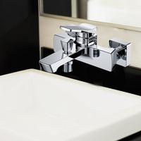 Simple design bath mixer taps indoor shower faucet