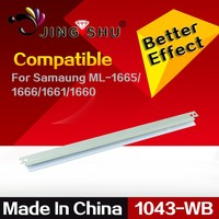 Wiper blade WB drum cleaning blade for Samsung ML-1665 1666 1661 1660 1670 1676 1861 1043 104 SCX-3200 3201 3218