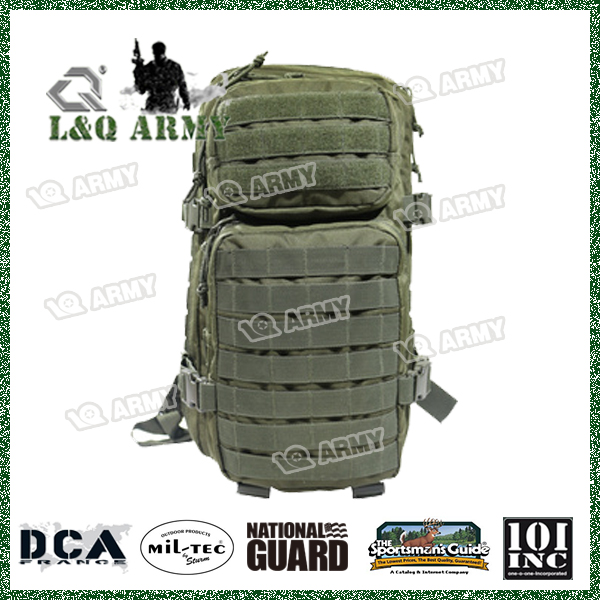 25L Small Military Backpack Bags with ISO9001 certificate