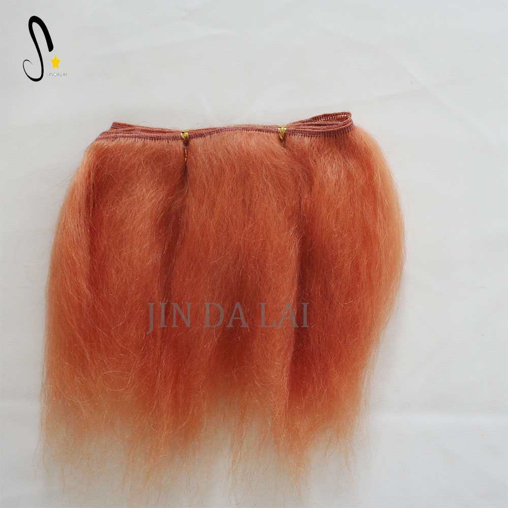 100% pure Mohair wool weft weaving 12 inch best price on selling
