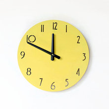 Trending Home Decor Wall Mounted Clock
