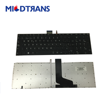 Wholesale high quality sp layout laptop keyboard for Toshiba S55 S50 Spanish Keyboard
