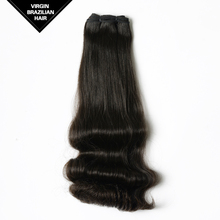 VV Hair 8 Inch Wholesale Unprocesssed Virgin Brazilian Body Wavy Hair Extension Dropship
