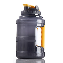 Factory Wholesale BPA Free Plastic Sports Large Capacity Drinking Water Bottle Jug for Outdoor Training Bodybuilding Gym Camping