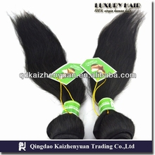 wholesale straight hair weft in stock peruvian handicraft