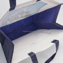 High quality buyer trade promotional pp non woven bag with lamination