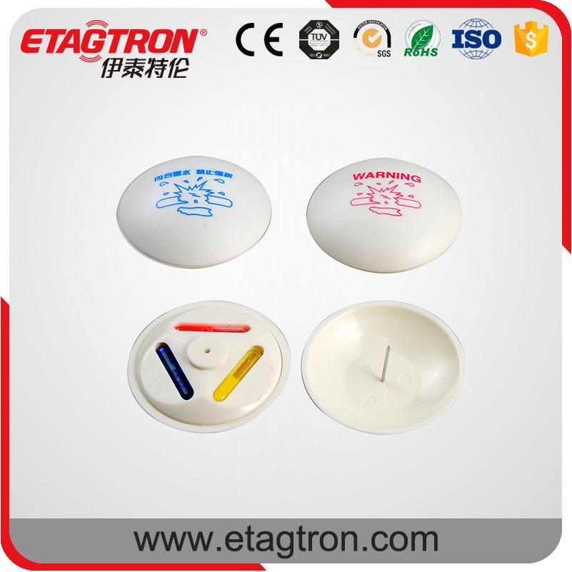 Dependable performance ABC plastic EAS RF ink tag