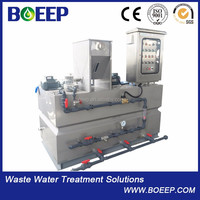 No noise Polymer dosing system good quality