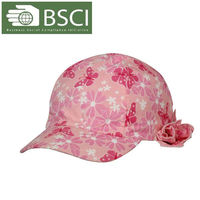 beautiful youth fitted and fashion children' cap