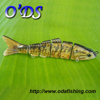 OEM fishing lure factory directly new custom lure trolling plug