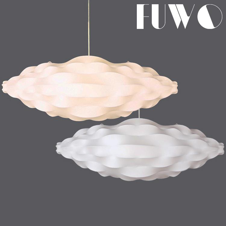 cloud lighting fixtures. loft cloud e27 led silk pendant lamp bar cafe balcony ceiling light fixtures dining chandelier droplight lighting