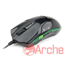 Best selling competitive price full color 6D USB wired gamer Mouse gaming 6 button PC Gamer Computer gaming mouse