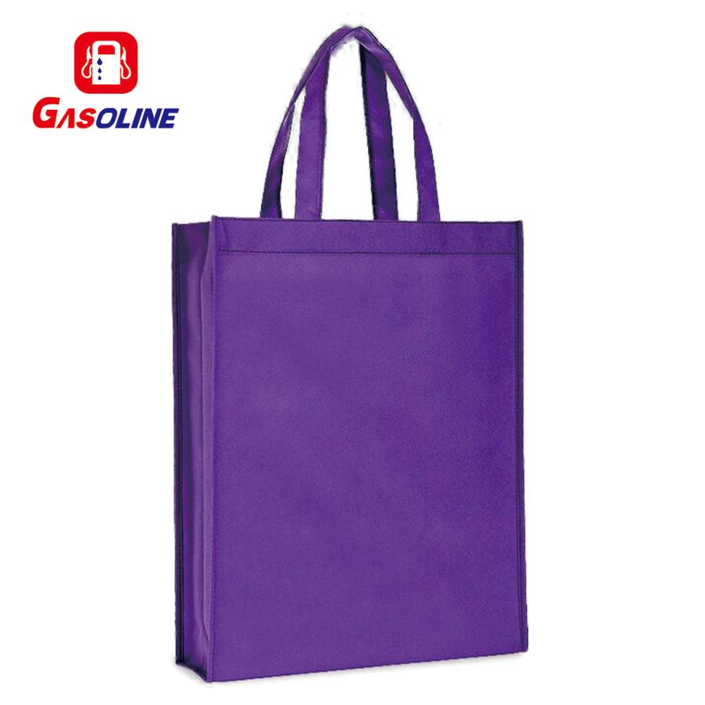 Best selling high quality eu standard non woven bag for cloth shop