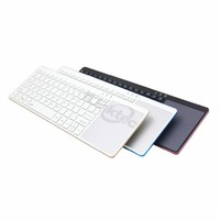 New Super Thickness Universal Backlit Wireless Gaming Bluetooth keyboard with Touchpad combo