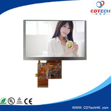 Capacitive type 5.0 inch TFT LCD screen
