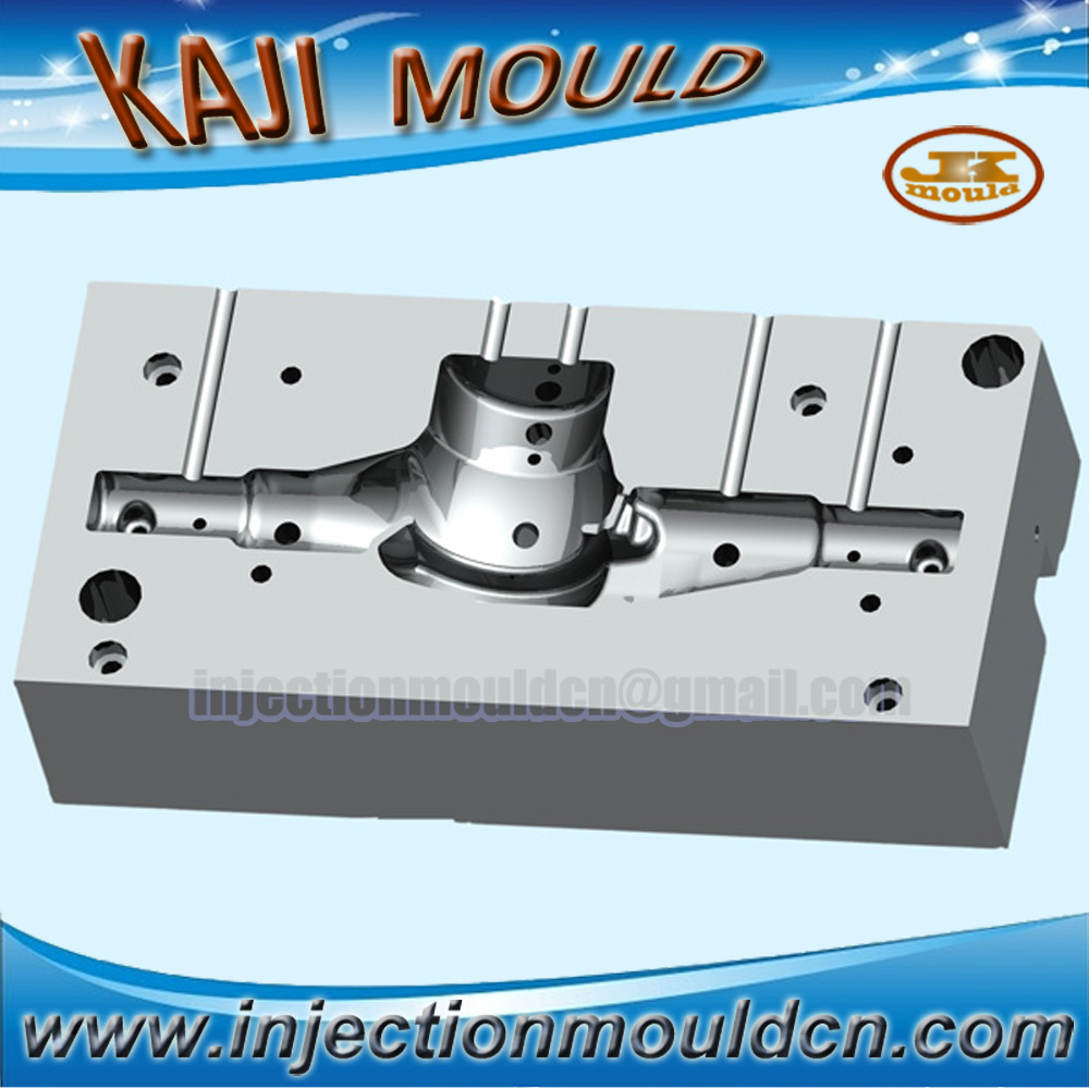 Plastic injection water cock/tap mould/mold manufacturer Plastic injection water faucet mould