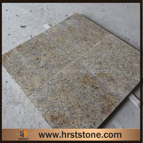 Venetian Ice brown Granite cubes