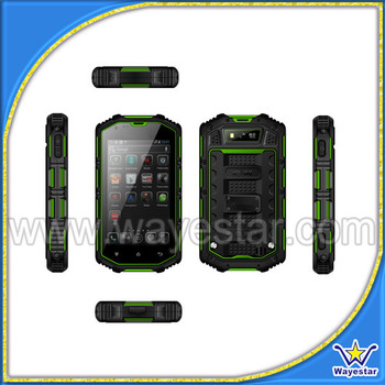 quality for ip68 waterproof rugged phone 4 dual core rugged cell phone