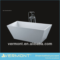 cast iron small freestanding bathtub