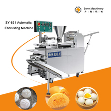 Factory Price full automatic steamed stuffed bun machine imitating artificial steamed bun machine