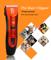Pet Grooming Hair Cutting Machine for animals hair removal
