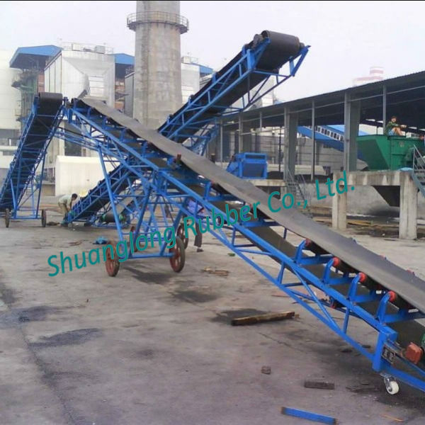 Superb mobile Belt Conveyor For Bulk Material Handling