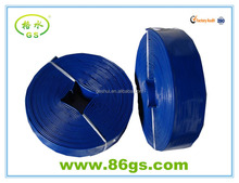Heavy Duty farm irrigation PVC Layflat water flow Hose Pipe