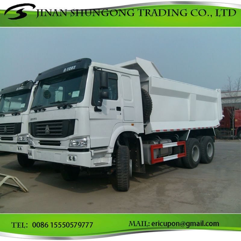 HOWO HEAVY HAUL TRUCKS FOR SALE