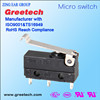 miniature magnetic limit micro switch,push button micro switch