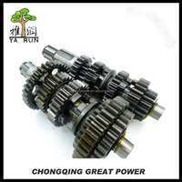 Tricycle main shaft assy zongshen 250