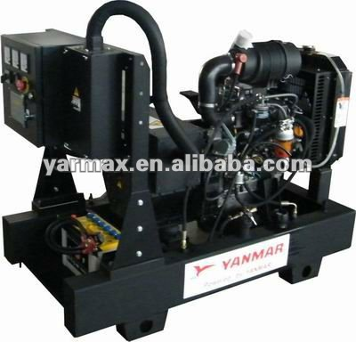 Yanmar diesel generators price from China supplier