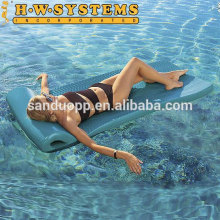 Vinyl coated dipped Swimming Water Float for Relaxing Swimming Pool Floor Mat And Water Bed Water Slide Mat