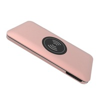 External power bank, universal powerbank, mobile qi wireless power supply for all smart phone