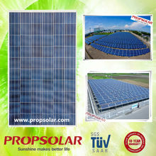 solar panel manufacturer high efficiency 250W photovoltaic solar panel 130w poli