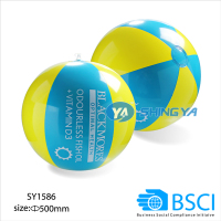 hot sales inflatable pvc toy beach ball hot sales