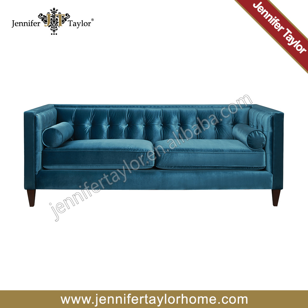 Fabric sofa cover material - Velvet swatches and shipping cost from China to Australia