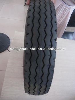 Cheap and durable agricultural tyres in China 400-8 Bias tyre