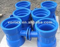 ISO2531/EN545 ductile iron pipe fitting
