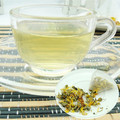 111 JZBHC private label green Marigold mint flavour organic diet tea