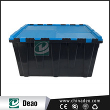 Heavy Duty Plastic Moving Crate/ Storage Plastic Crate