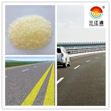 light yellow petroleum resin chemical raw material for Hot Melt Road Marking Paint