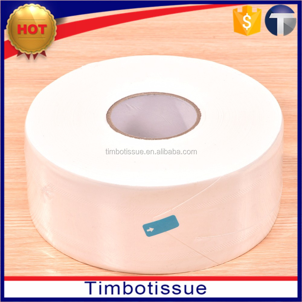 High quality mix pulp toilet tissue paper jumbo roll